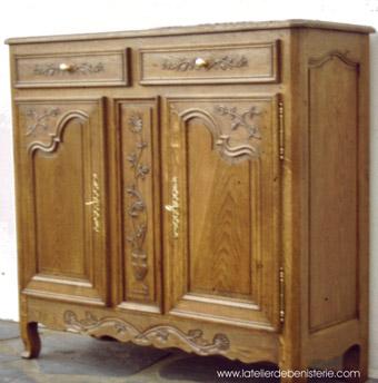 buffet 2 portes. Black Bedroom Furniture Sets. Home Design Ideas