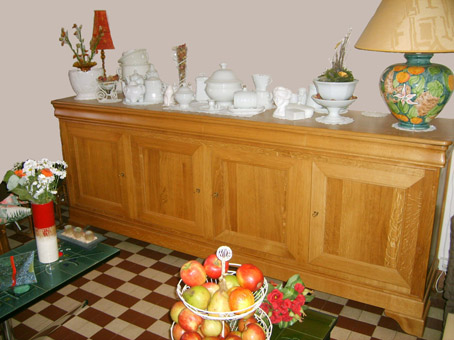 Sideboards for Buffet style atelier