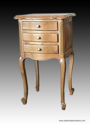 tables de chevets. Black Bedroom Furniture Sets. Home Design Ideas